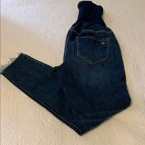Jessica Simpson Maternity Jeans Size Medium